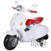 Vespa Bike for Kids (Red White Colours) | Toys for sale in Lagos State, Lagos Mainland