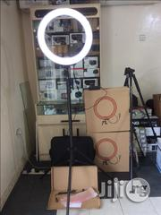 18inches LED Digital Photo/Video/Makeup Studio Ring Light Complete Kit | Accessories & Supplies for Electronics for sale in Rivers State, Port-Harcourt