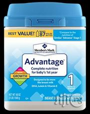 Member's Mark Advance Formula Stage 1 (1360g) | Baby & Child Care for sale in Lagos State, Ikeja
