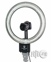 "Ringlight With Stand For Makeup Artist(14"") 