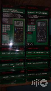 Mastech Digital Multimeter | Measuring & Layout Tools for sale in Lagos State, Ojo