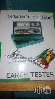 Douyi Digital Earth Tester | Measuring & Layout Tools for sale in Lagos State, Ojo