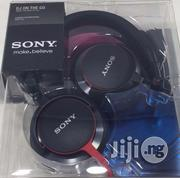 Sony MDR-V55 DJ Stereo Headphone | Headphones for sale in Lagos State, Ikeja