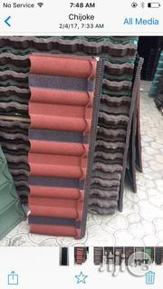 Quality Homate Stone Coated Roofing Tiles/Sheet | Building Materials for sale in Lagos State, Lekki Phase 2