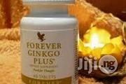 Forever Living Ginkgo Plus Capsules   Vitamins & Supplements for sale in Lagos State, Ojodu