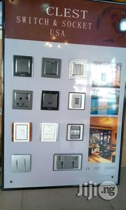 Good Quality Switchs And Sockets | Electrical Tools for sale in Lagos State, Lekki Phase 2
