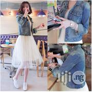 Female Jeans Jacket | Clothing for sale in Lagos State, Lagos Mainland