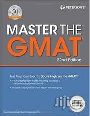 Master the GMAT, 22nd Edition | Books & Games for sale in Lagos State, Lagos Mainland