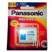 Panasonic CR-P2 1 6V Lithium Battery | Photo & Video Cameras for sale in Rivers State, Port-Harcourt