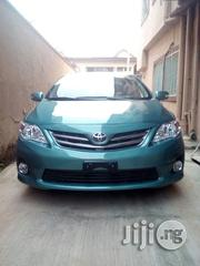 Tokunbo Toyota Corolla 2013 Green | Cars for sale in Lagos State, Lekki Phase 2