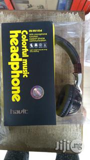 Hv-h2183d Havit Headphone | Headphones for sale in Lagos State, Ikeja