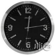 Spy Wall Clock-Black | Security & Surveillance for sale in Lagos State, Ikeja