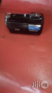 Samsung Camcorder Full HD | Photo & Video Cameras for sale in Lagos State, Ikeja