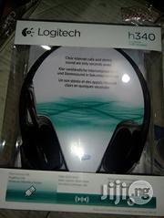 Logitech H340 Head Phone | Accessories for Mobile Phones & Tablets for sale in Lagos State, Ikeja