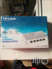 Tp-link 5port Switch (TL-SF1005D)   Networking Products for sale in Lagos State, Ikeja