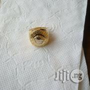 Solid ITALY 750 Comfirm 18krt Gold Vasae Logo Ring | Jewelry for sale in Lagos State, Lagos Island