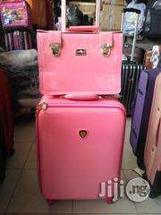 Pink 2 Set Luggage | Bags for sale in Lagos State, Lagos Mainland