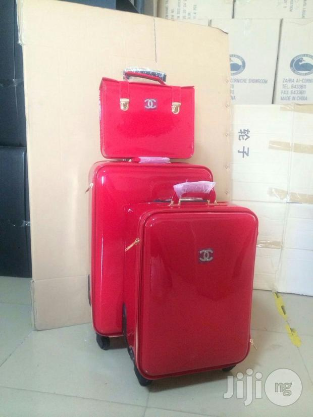 Chanel 3 Pieces Luggage