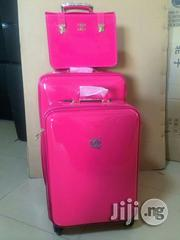 Chanel 3 Pieces Pink Luggage | Bags for sale in Lagos State