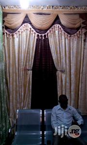 Good Quality Curtain With Good Design | Home Accessories for sale in Lagos State, Lekki Phase 2