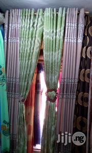 Ramon Color Thick Curtain Good Quality | Home Accessories for sale in Lagos State, Lekki Phase 2