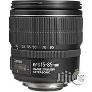 Canon Ef-s 15-85mm F/3.5-5.6 Is Usm Lens | Accessories & Supplies for Electronics for sale in Rivers State, Port-Harcourt