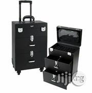Black Makeup Trolley Box | Tools & Accessories for sale in Lagos State, Amuwo-Odofin