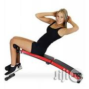 Home Sit-up Fitness Bench | Sports Equipment for sale in Abuja (FCT) State