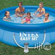 Inflatable Swimming Pool Easy Set 10ft X 30 | Sports Equipment for sale in Lagos State, Ikeja