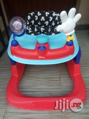 Tokunbo New Mickey Mouse Disney Baby Walker | Children's Gear & Safety for sale in Lagos State, Lagos Mainland