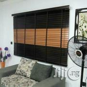 Wooden Window Blinds And Curtains | Home Accessories for sale in Lagos State, Lekki Phase 2