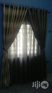 Good Quality Thick Material Curtain | Home Accessories for sale in Lagos State, Lekki Phase 2