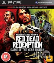 Ps3 Red Dead Redemption : Game Of The Year | Video Game Consoles for sale in Lagos State, Lagos Mainland