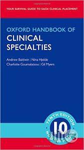 Oxford Handbook of Clinical Specialties Tenth Edition | Books & Games for sale in Lagos State, Lagos Mainland