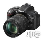 Nikon D5200 DSLR Camera With 18-55mm VR Lens KIT | Photo & Video Cameras for sale in Lagos State, Ikeja