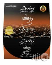 Liven Coffee Original/Alliance in Motion Global | Vitamins & Supplements for sale in Lagos State, Isolo