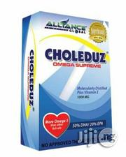 Choleduz Omega Supreme/Alliance in Motion Global | Vitamins & Supplements for sale in Lagos State, Isolo