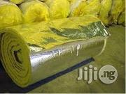 Fibreglass Rockwool 50mm Insulation Blanket With Alufoil   Building Materials for sale in Lagos State, Lekki Phase 2