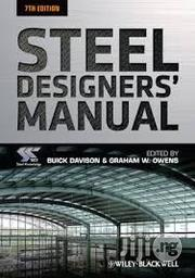 Steel Designers' Manual, 7th Edition. | Books & Games for sale in Lagos State, Lagos Mainland