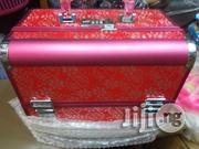Makeup Box With 3layers | Tools & Accessories for sale in Lagos State, Amuwo-Odofin