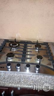 Bosch Built in Gas Cooker (4-Burners)   Kitchen Appliances for sale in Lagos State, Ojo