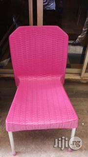Industrial Plastic Chiars Pink | Furniture for sale in Lagos State, Ojo