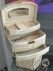Leather Jewellery Box | Jewelry for sale in Lagos State, Lagos Mainland