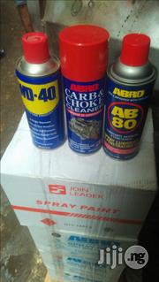 Abro Spray Anti Rust | Hand Tools for sale in Lagos State, Ojo