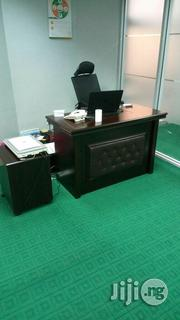 Wooden Executive Office Table | Furniture for sale in Lagos State, Ojo