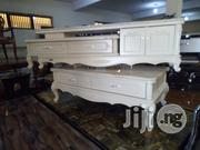 Royal Wooden TV Stand and Center Table | Furniture for sale in Lagos State, Ojo