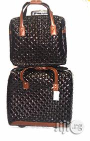 Executive Trolley Fashion Luggage Black | Bags for sale in Lagos State, Ikeja