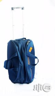 Summit Unisex Trolley Duffle Bag Blue 25''' | Bags for sale in Lagos State, Ikeja