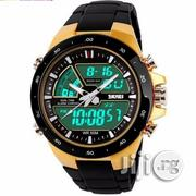 Skmei Casual Sports Watch 50M Waterproof | Watches for sale in Lagos State, Lagos Mainland