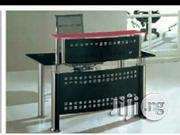 Glass Receptionist Table 1.2 M | Furniture for sale in Lagos State, Ojo